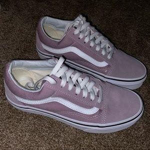 Lavender purple Old skool vans